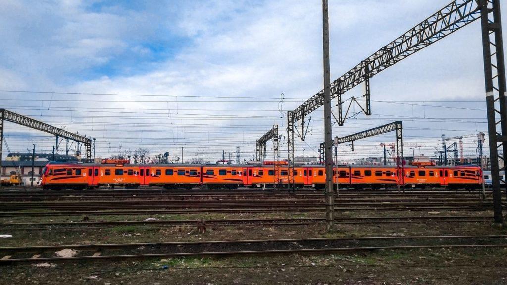 Polski transport kolejowy